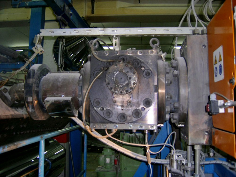 Melt Pump Extrusion